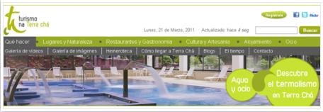 Turismo na Terra Chá Galicia